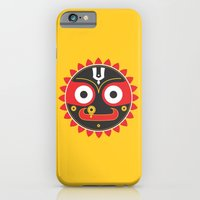 iPhone & iPod Case featuring Lord Jagnnath by Kapil Bhagat