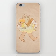Pyramid Walker iPhone & iPod Skin