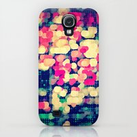 Galaxy S4 Cases featuring skyrt by Spires