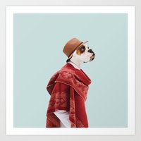 Polaroid N°6 Art Print