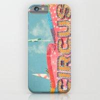 Circus Lights iPhone 6 Slim Case