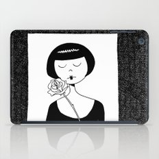 when the roses bloom again iPad Case