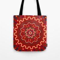 Wayuu Pattern Tote Bag
