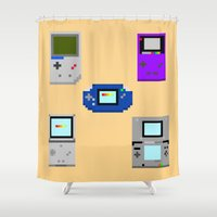 Love Of Convenience  Shower Curtain