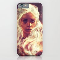 iPhone & iPod Case featuring Fireheart by Alice X. Zhang