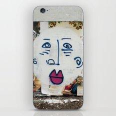 Big Face iPhone & iPod Skin