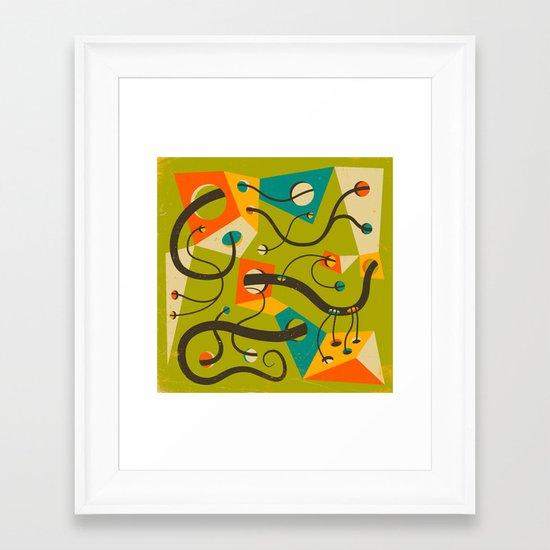 OBJECTIFIED #5 Framed Art Print