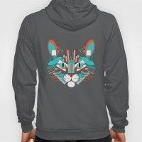 Cubist Cat Hoody