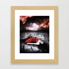Je T'aime Till The End Framed Art Print