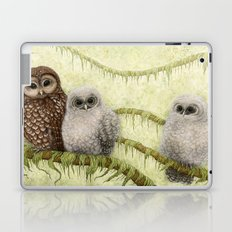 Northern Spotted Owls Laptop & iPad Skin