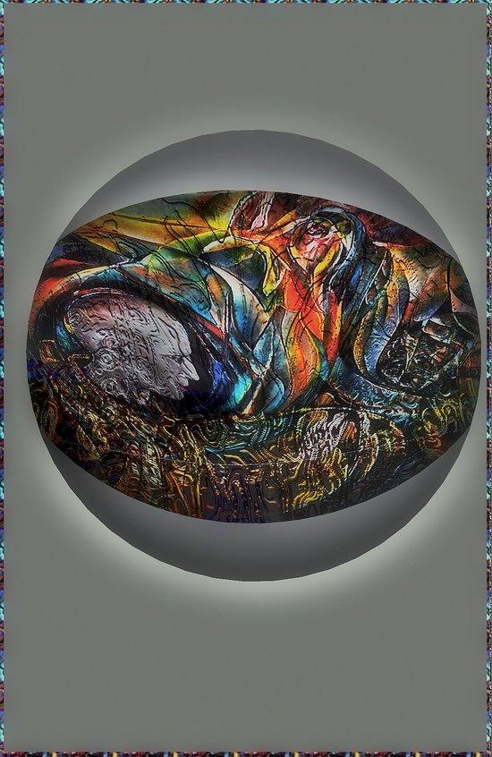 UNIVERSAL GUIDE Art Print