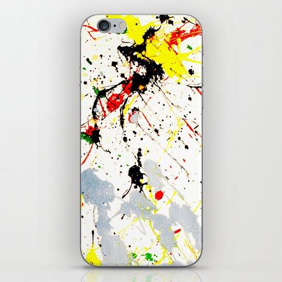 Paint Splatter  iPhone & iPod Skin