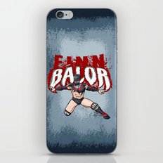 Finn Balor iPhone & iPod Skin