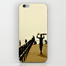 Indian River Inlet iPhone & iPod Skin
