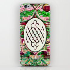 Beverly (#TheAccessoriesSeries) iPhone & iPod Skin