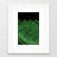 Design2 Framed Art Print