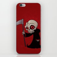 Little Reaper iPhone & iPod Skin