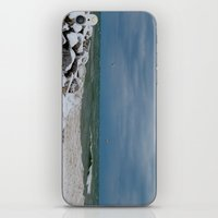 Cold Front On Lake Michi… iPhone & iPod Skin