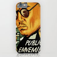 Public ennemies iPhone 6 Slim Case