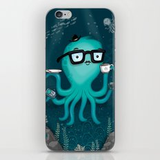 Nerdtopus iPhone & iPod Skin