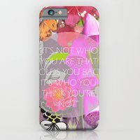 iPhone & iPod Case featuring Who You Are by Aimee St Hill