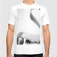 Film  Mens Fitted Tee White SMALL