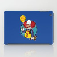Krustywise the Clown iPad Case