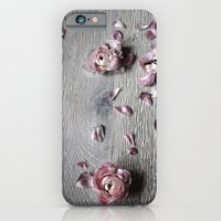 iPhone & iPod Case featuring The wild flowers grows here by tyraelvira
