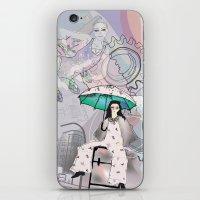 All The Girls iPhone & iPod Skin