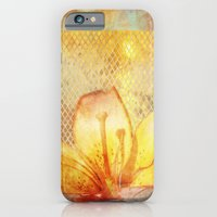 iPhone & iPod Case featuring Fire Lily by Aimee Stewart