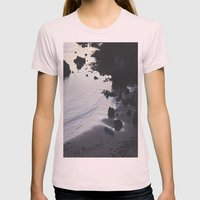 Kayak Womens Fitted Tee Light Pink SMALL