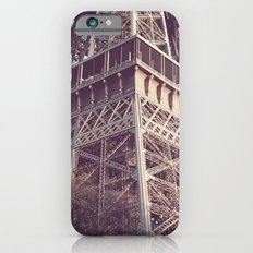 Daydreams at the Eiffel iPhone 6 Slim Case
