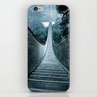 Suspended Adventure iPhone & iPod Skin