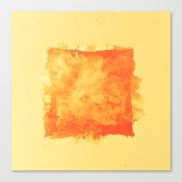 Ribosome Canvas Print