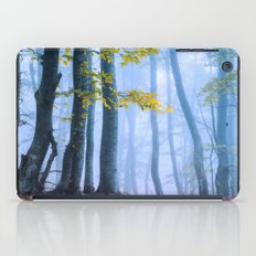 Mysterious Woods iPad Case