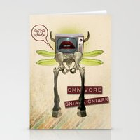 Omnivore Stationery Cards