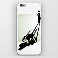 the pianist iPhone & iPod Skin