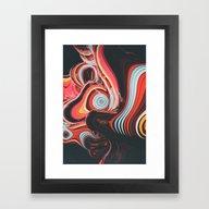 JUNGIE OOBS Framed Art Print