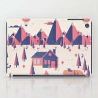 Retreat iPad Case