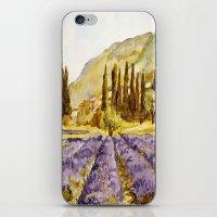 La Provence iPhone & iPod Skin