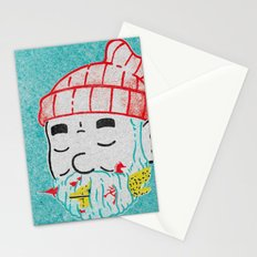 Aquatic Life Stationery Cards
