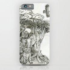 Jungle Friends Slim Case iPhone 6s
