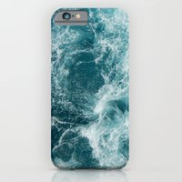 sea iPhone & iPod Cases featuring Sea by Vickn