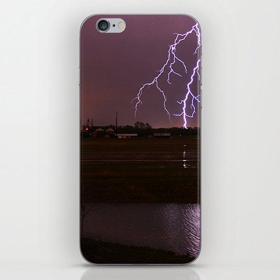 Twin Light iPhone & iPod Skin
