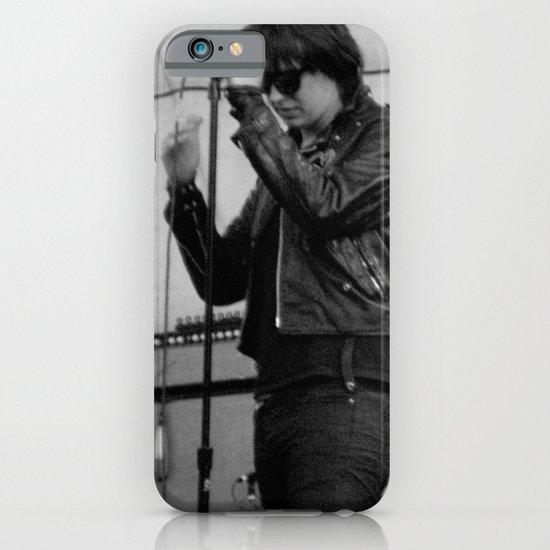 Julian Casablancas - The Strokes at Bonnaroo 2011 iPhone & iPod Case
