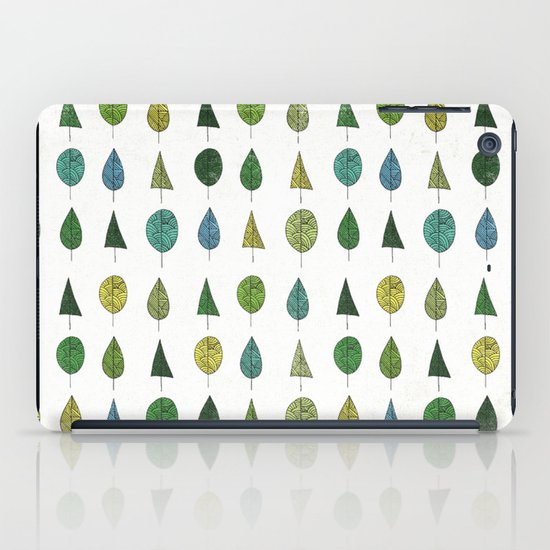 TREES MAKE A FOREST iPad Case