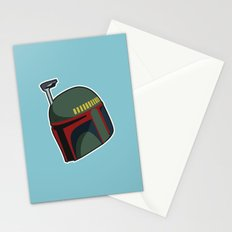 Fett Bucket Stationery Cards