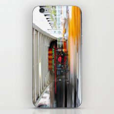New York Grand Central Cafe iPhone & iPod Skin