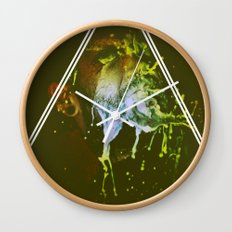 Drinking Problems Wall Clock