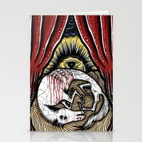 Dead Horse Stationery Cards